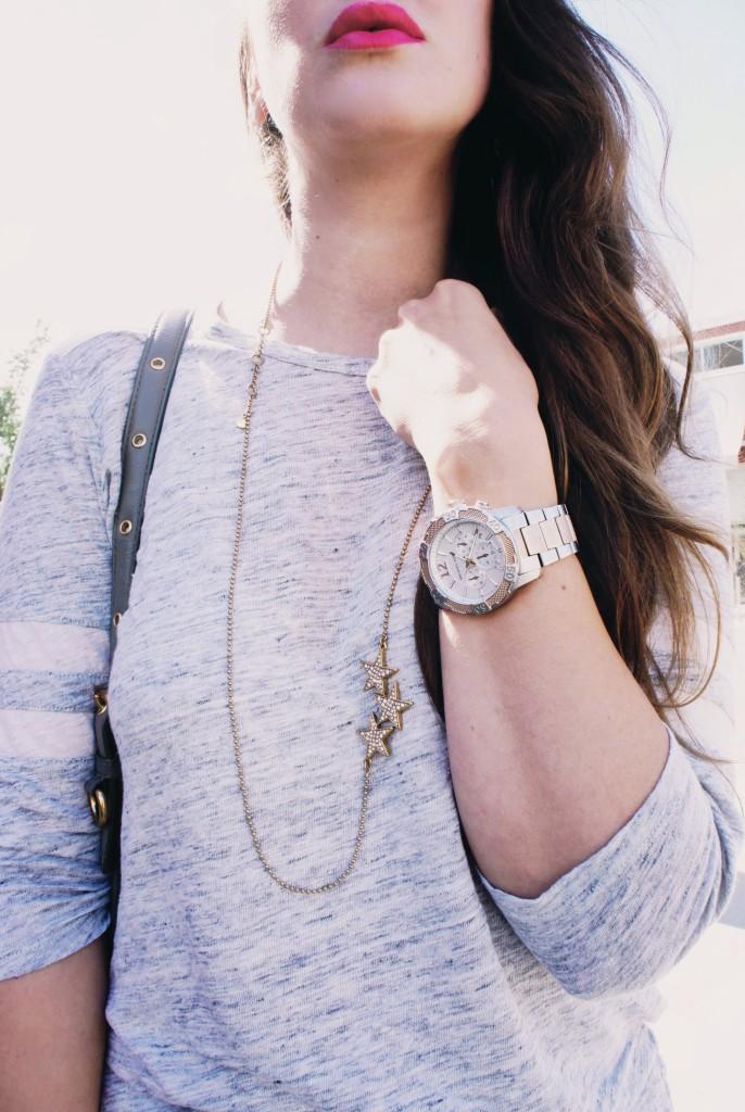 star necklace jenna lyons style