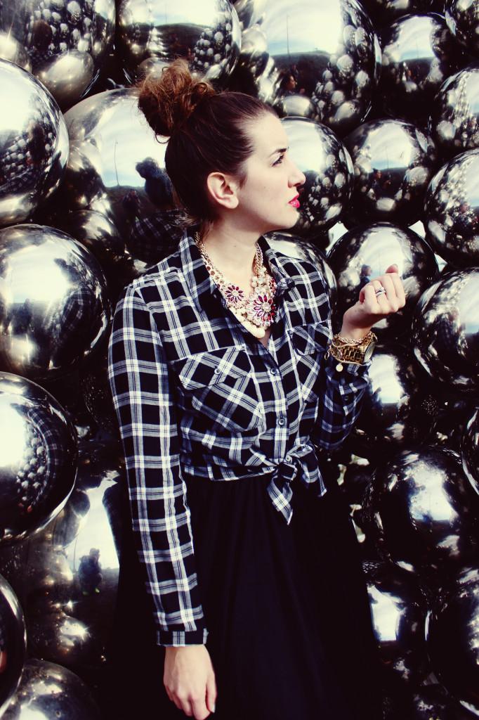 kira paran plaid style blogger