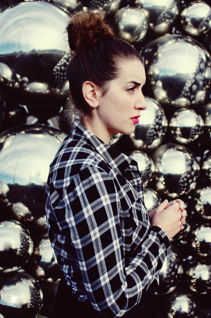 DIY tutorial topknot dressy style blogger