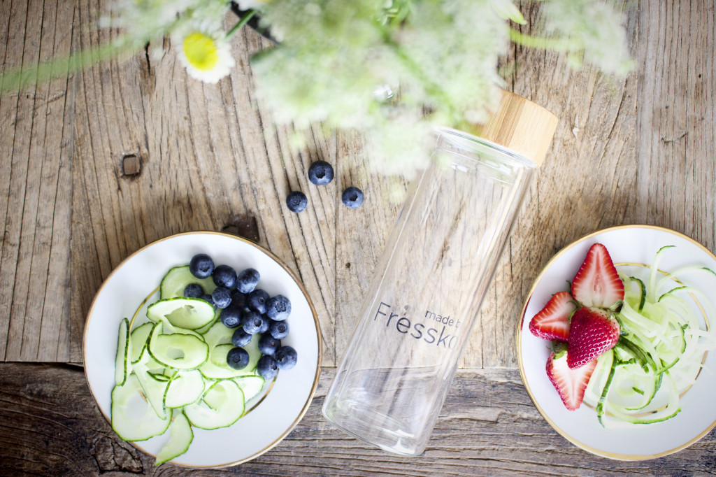fruit infused water recipe flavoured