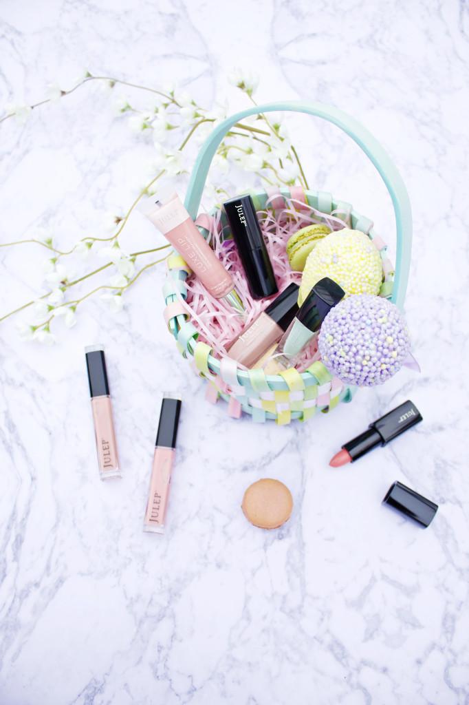 Julep mothers day basket gift makeup easter