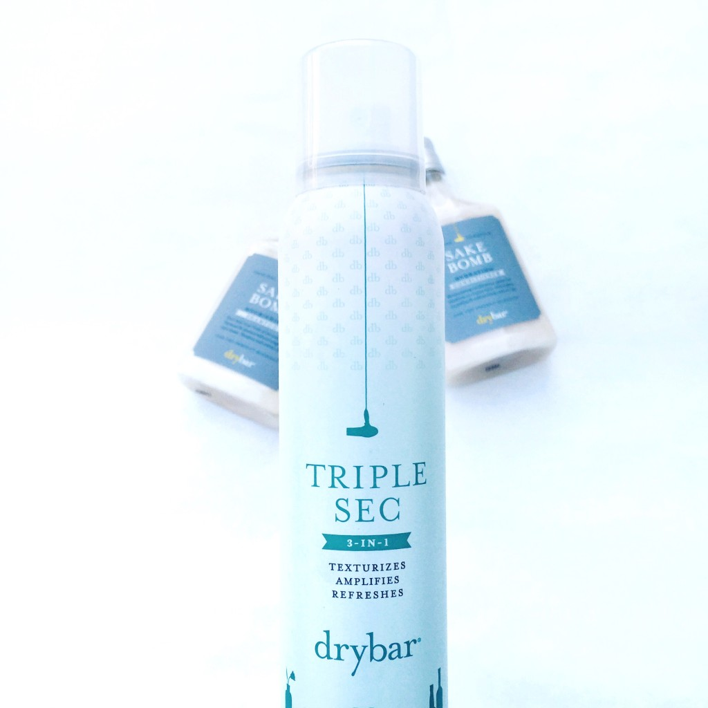 three in one dry shampoo dry bar triple sec