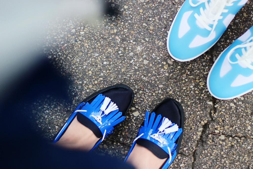 swims waterproof tassel loafer and sneaker men's women's