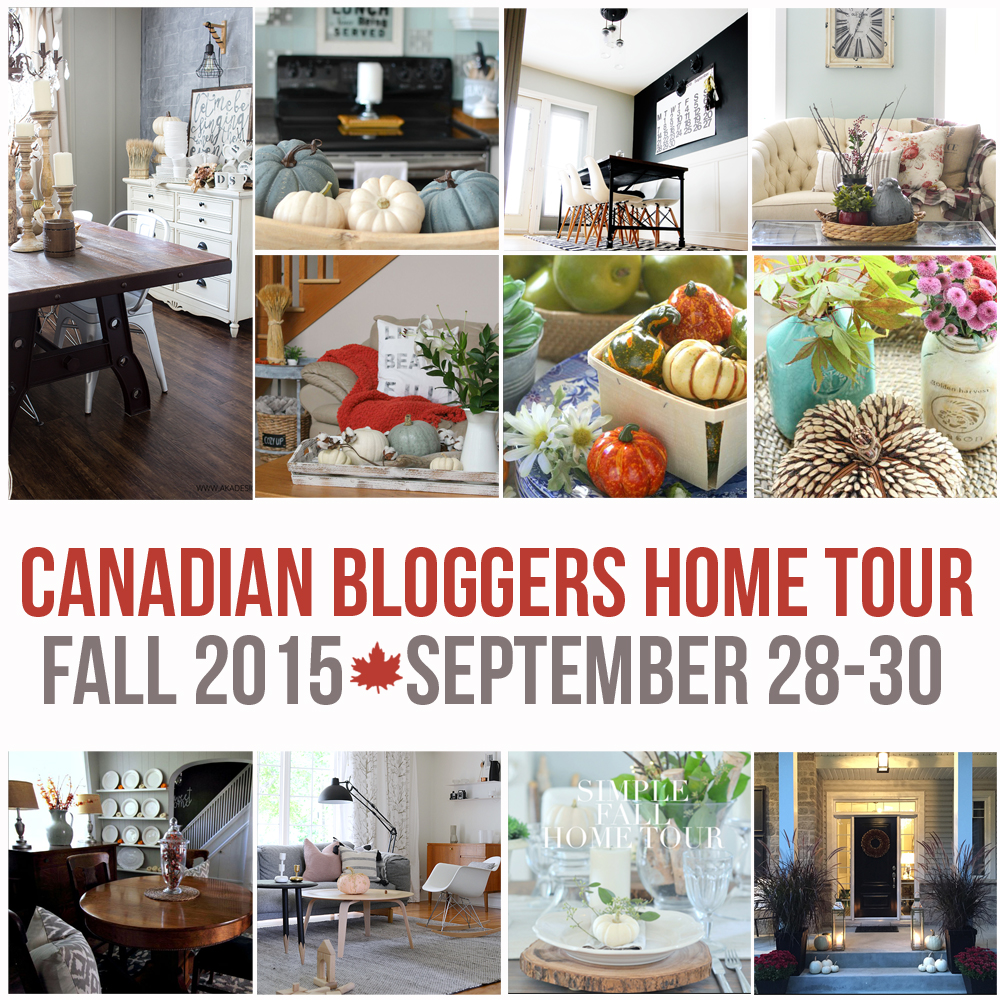 Fresh Fall Home Decorating Ideas Home Tour: Decor Types For 3 Small Spaces
