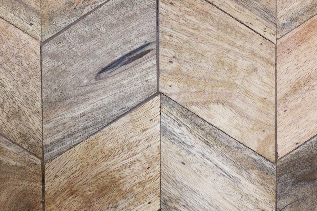 chevron wood entertainment unit dresser