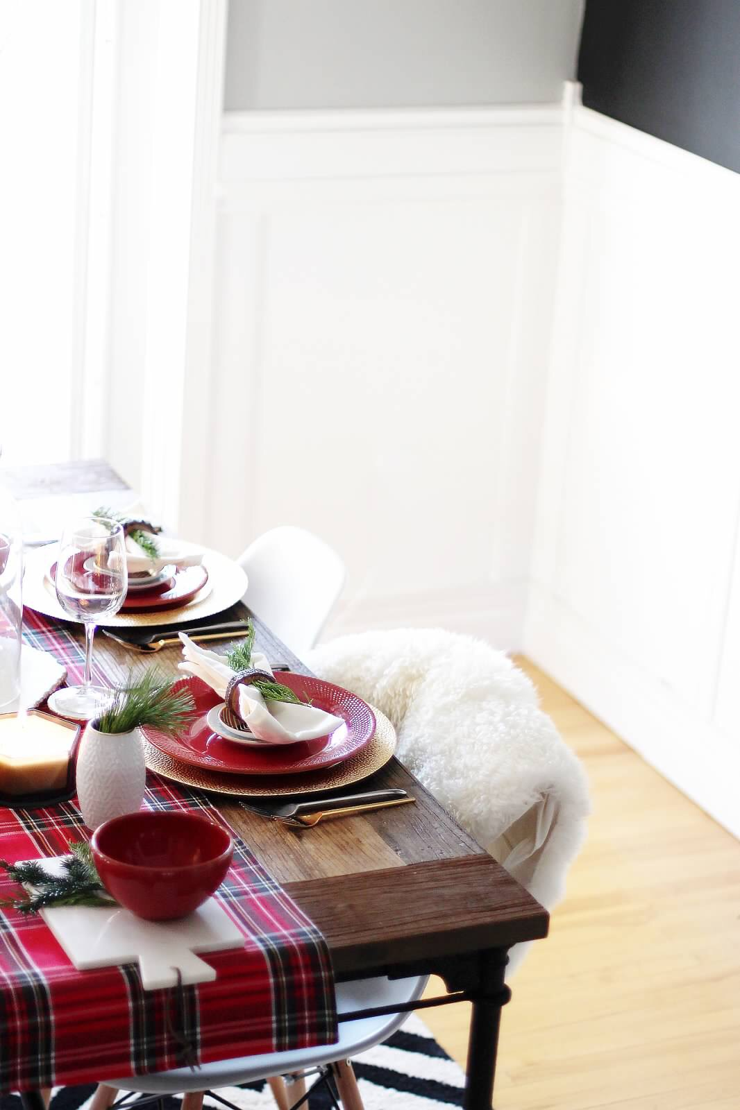 Lifestyle Holiday Decor Home Tour A Modern Take On