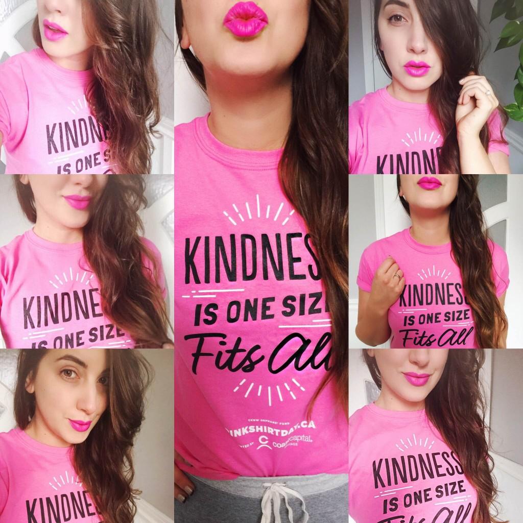 Causes || Take the anti-bullying pledge! || Pink Shirt Day ...