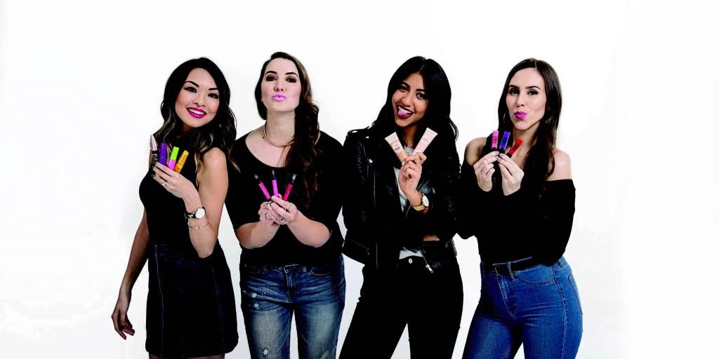 maybelline squad 2016b canadian bloggers kira paran northern style exposure ambassador makeup