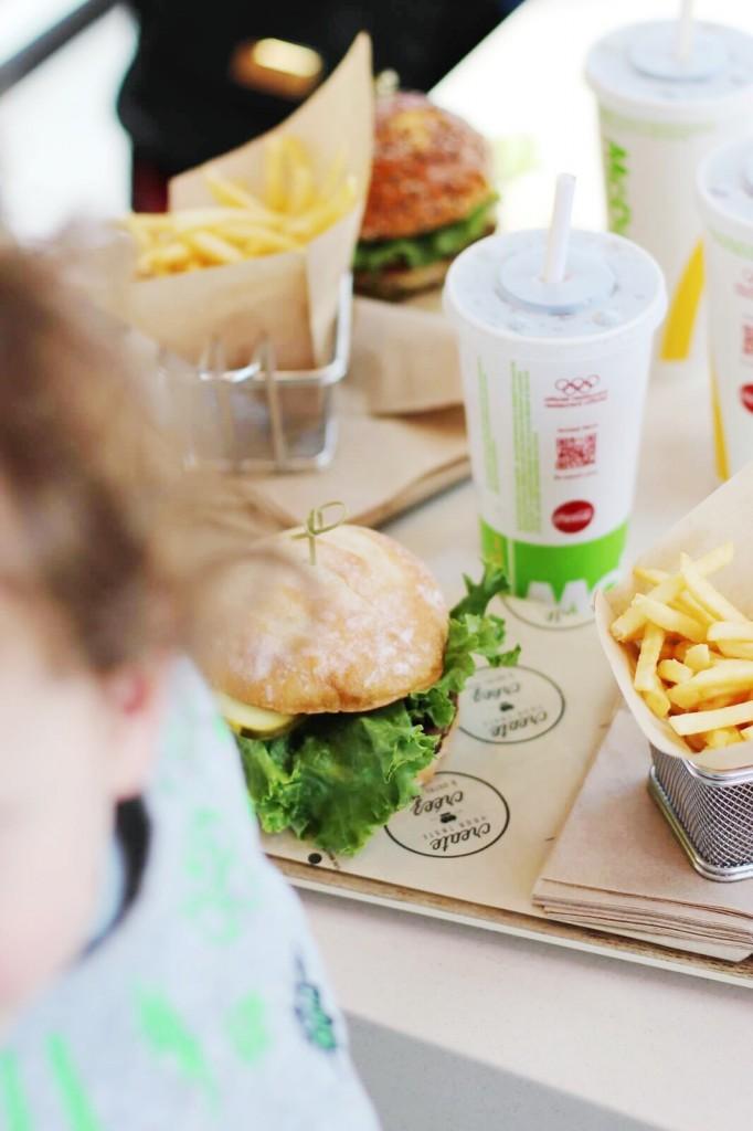 McDonald's Create your own taste changes menu burger review