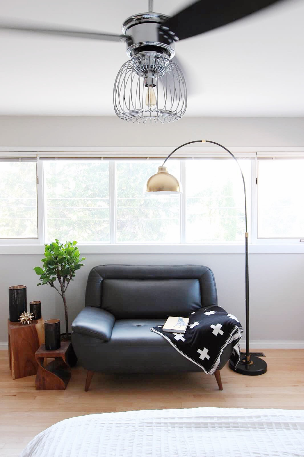 Home Decor || A Sneak Peek: Our new Master Bedroom || The Reading ...