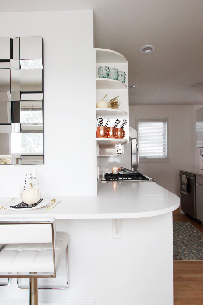 Home Decor The Kitchen Reno Reveal With Thebrick