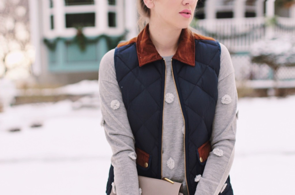 gap star wars cardigan hunter slim fit boot red j.crew vest style blogger mom pompom sweater my banana republic