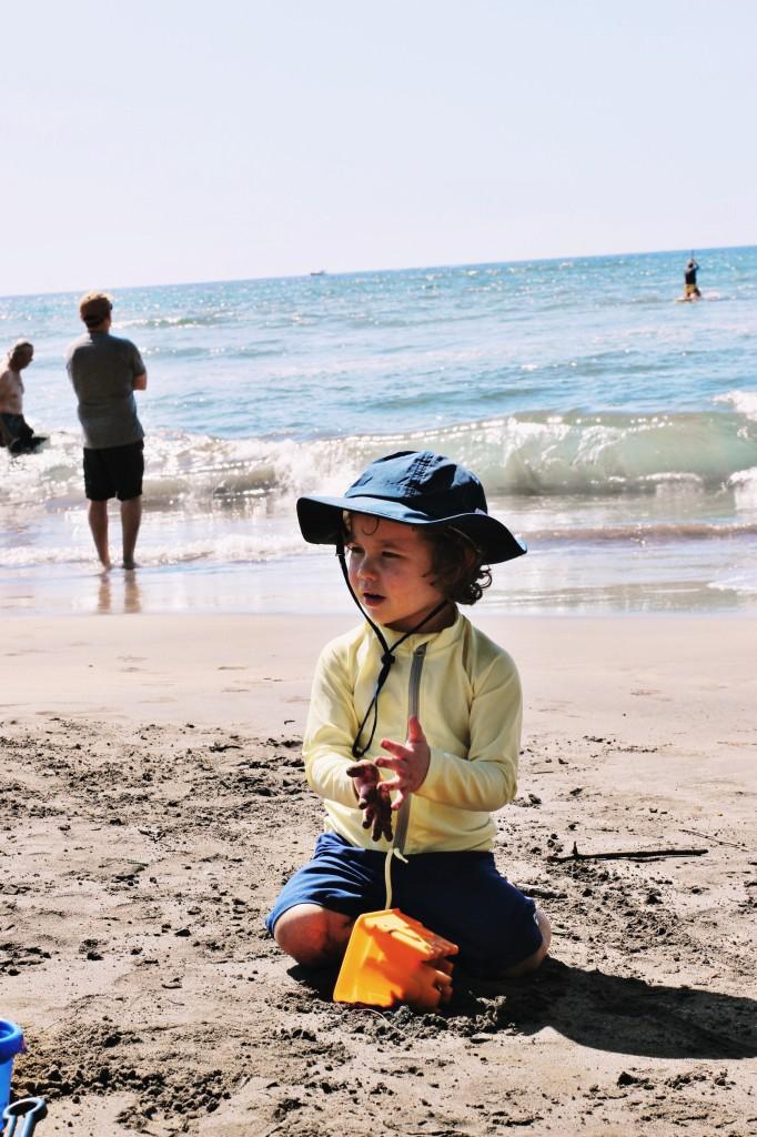 UV protected toddler wear swim suit swim zip shark tank