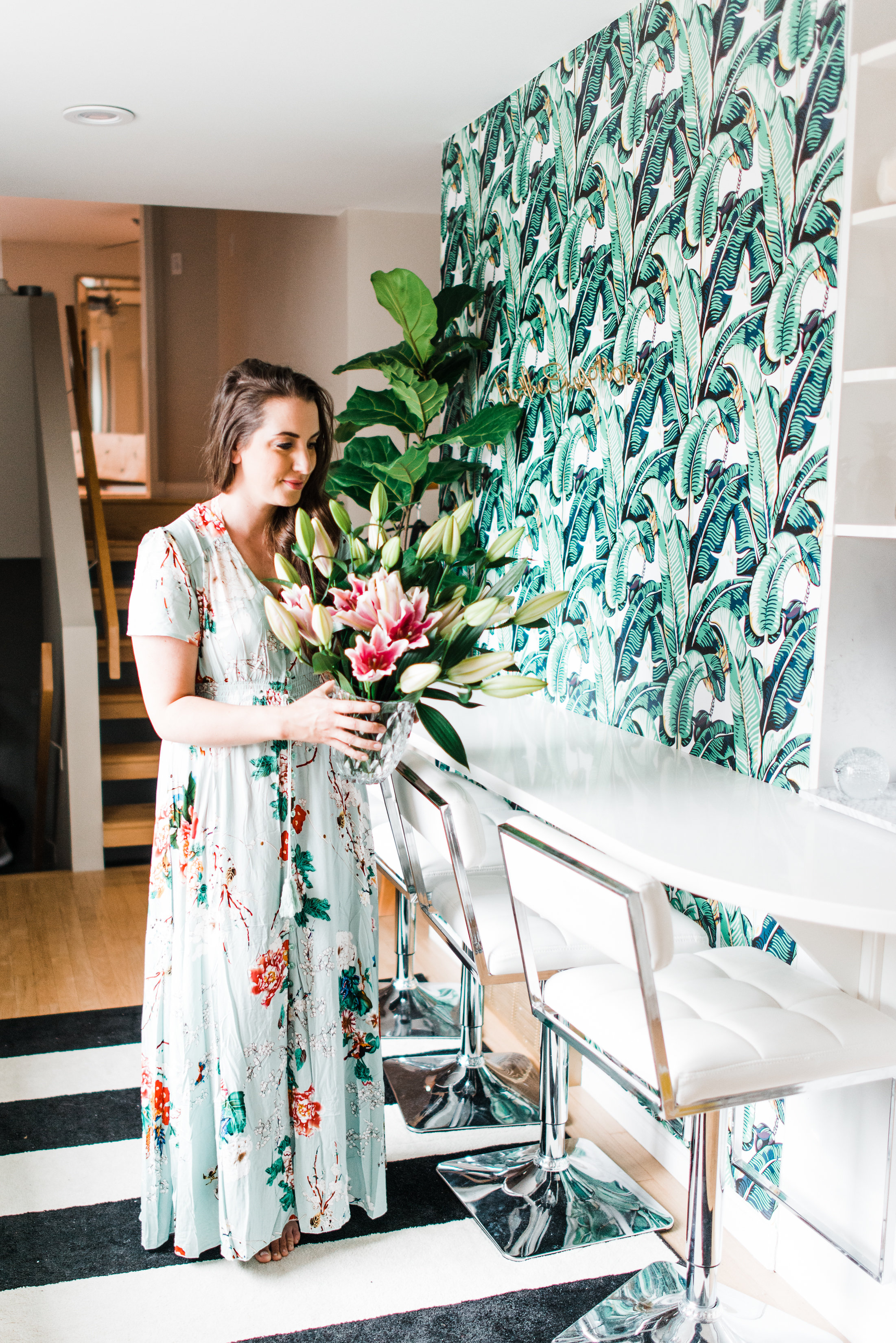 Home Decor    My 3 Easy Hostess Tips with @TheBrick    #partner ...