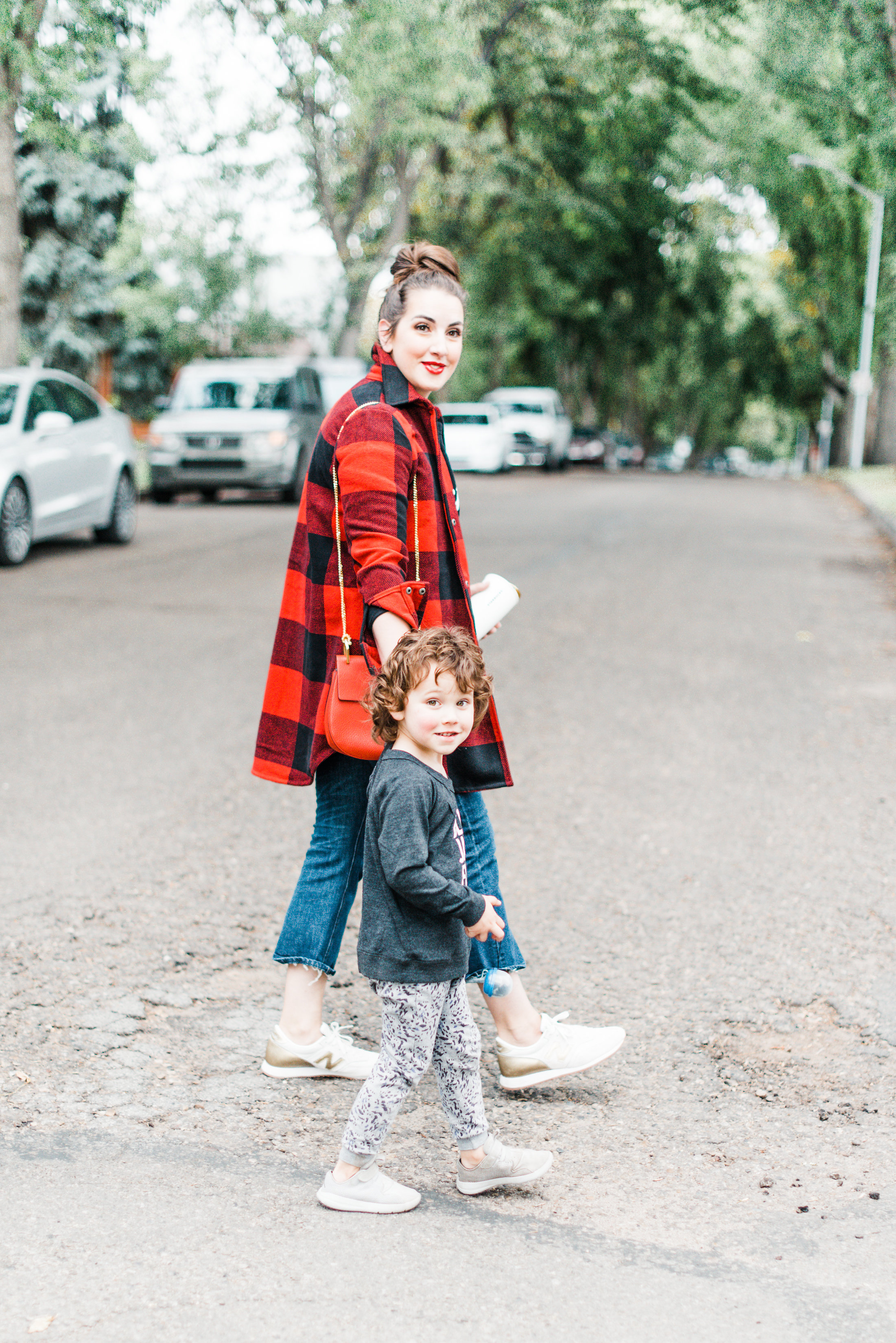style fall look northern style exposure