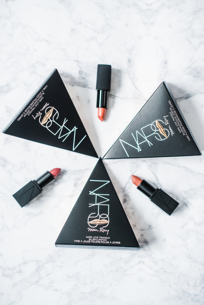 Nars triangle pack