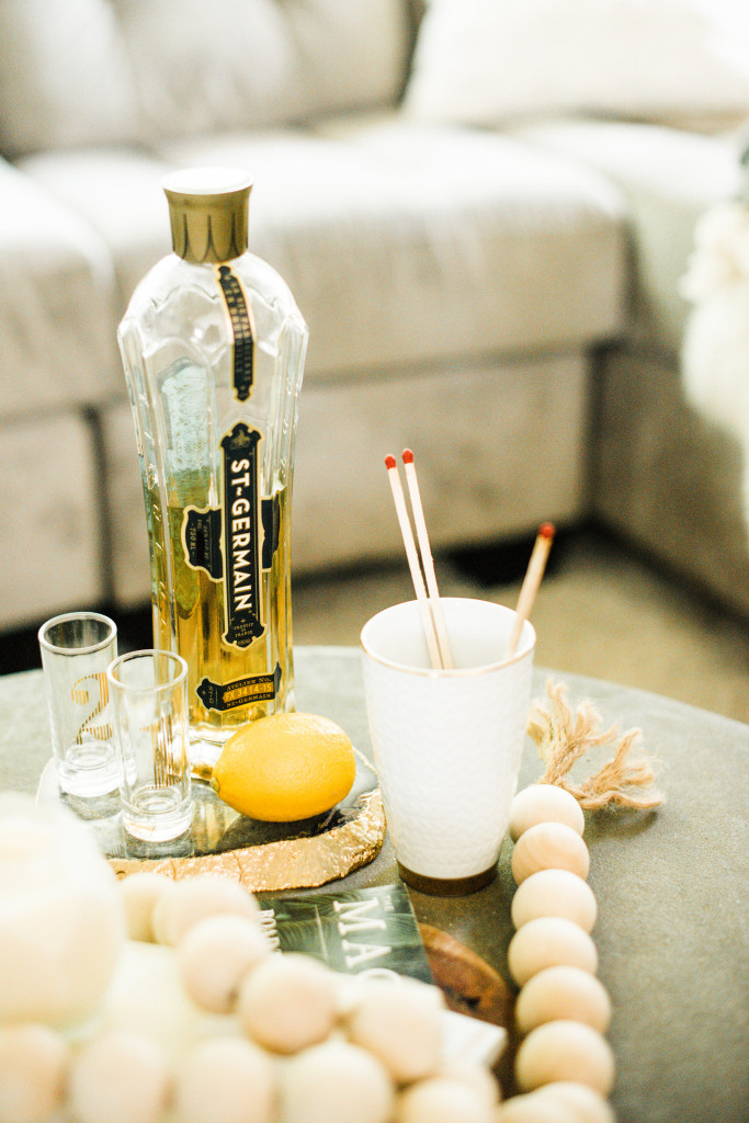 grapefruit prosecco elder flower st germain liqueur cocktail recipe