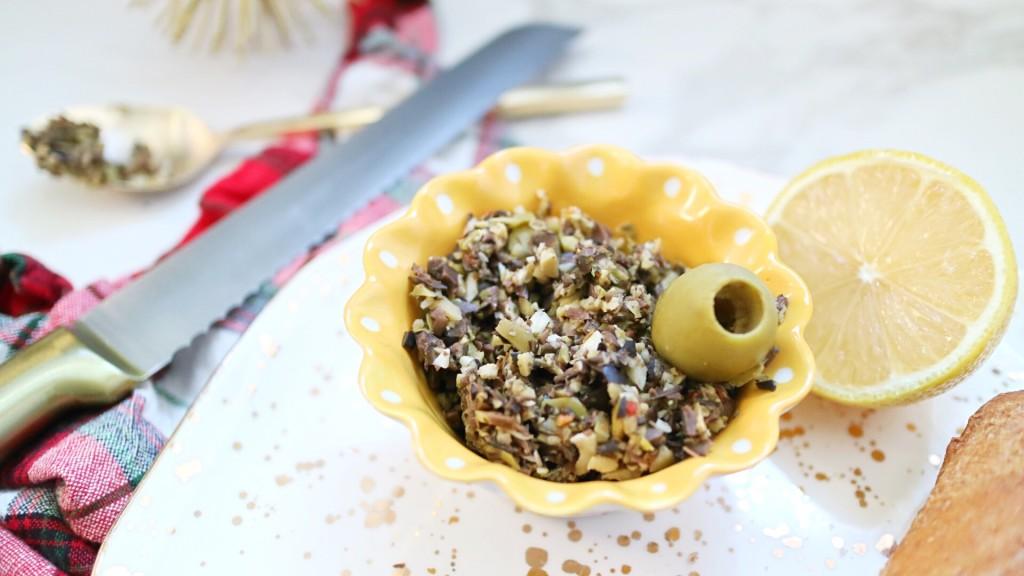 tapenade recipe olive easy
