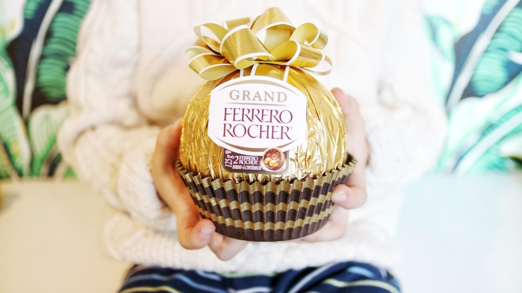ferrero roche chocolates golden gallery