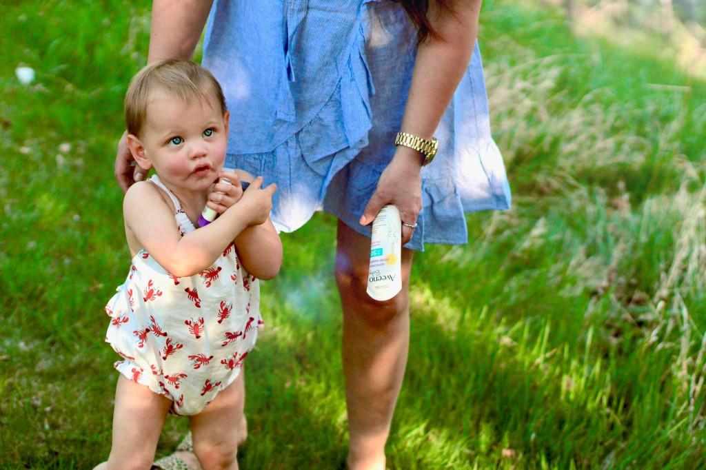 canadian mom influencer blogger northern style aveeno